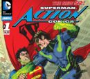 Action Comics Annual Vol 2 1
