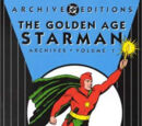 Golden Age Starman Archives Vol 1