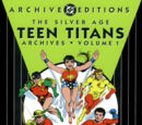 Silver Age Teen Titans Archives Vol 1