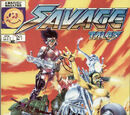 Savage Tales Vol 2 1