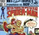 Peter Parker, The Spectacular Spider-Man Vol 1 63
