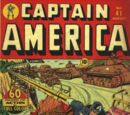 Captain America Comics Vol 1 41
