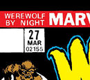 Werewolf by Night Vol 1 27