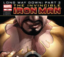 Invincible Iron Man Vol 1 517