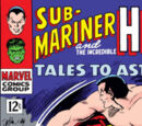 Tales to Astonish Vol 1 82