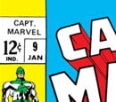 Captain Marvel Vol 1 9