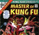 Master of Kung Fu Annual Vol 1 1
