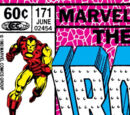 Iron Man Vol 1 171