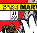 Werewolf by Night Vol 1 31