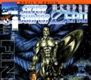 Silver Surfer/Weapon Zero Vol 1