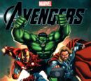 Marvel's The Avengers: The Avengers Initiative Vol 1 1