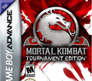 Mortal Kombat:Tournament Edition