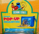 Sesame Street Pop-Up Shoulder Bag