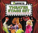 The Muppets: Theater Stage Set