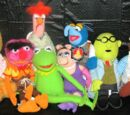 Muppet*Vision 3D plush