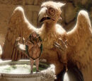 The Gryphon (Alice in Wonderland)