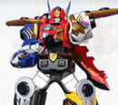 Gosei Great Megazord
