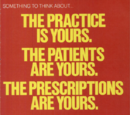 Medical prescriptions