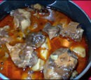 Scottish Oxtail Soup