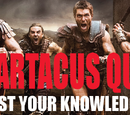 Porterfield/Take the new Spartacus Quiz