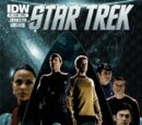 IDW Star Trek, Issue 1