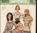 Simplicity 9313 A