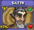 Satyr Item Card