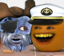 Annoying Orange: Naval Orange