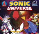 Archie Sonic Universe Issue 1