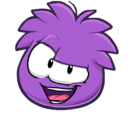 Purple Puffle
