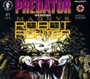 Predator vs. Magnus Robot Fighter Vol 1 1