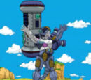 Frieza's rocket launcher