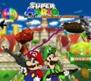 Super Mario: Battle for the Mushroom Kingdom