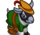 Mini Elf Goat