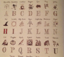 Magic Alphabet