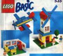 535 Basic Building Set 5+
