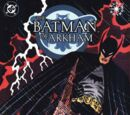 Batman of Arkham Vol 1 1