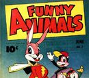 Fawcett's Funny Animals Vol 1 7
