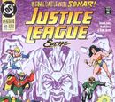 Justice League Europe Vol 1 50