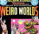 Weird Worlds Vol 1