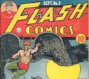 Flash Comics Vol 1 9