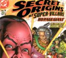 Secret Origins of Super-Villains 80-Page Giant Vol 1 1