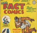 Real Fact Comics Vol 1