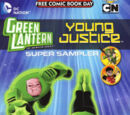 DC Nation FCBD Super Sampler/Superman Family Adventures Flip Book Vol 1 1