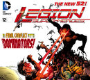 Legion of Super-Heroes Vol 7 12