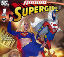Supergirl Annual Vol 5