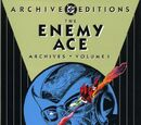 Enemy Ace Archives/Covers
