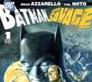 Batman/Doc Savage Special Vol 1 1