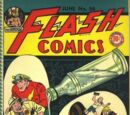 Flash Comics Vol 1 54