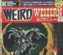 Weird Western Tales/Covers